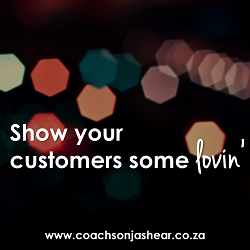 Show your customers some loving